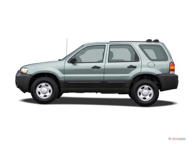 image  ford escape wd  door  manual xls side