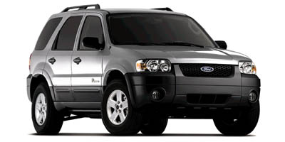 2007 Ford Escape Review Ratings Specs Prices And Photos The Car Connection