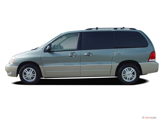 2007 Ford Freestar 4-door SE *Ltd Avail* Side Exterior View