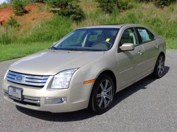 2007 Ford Fusion used car