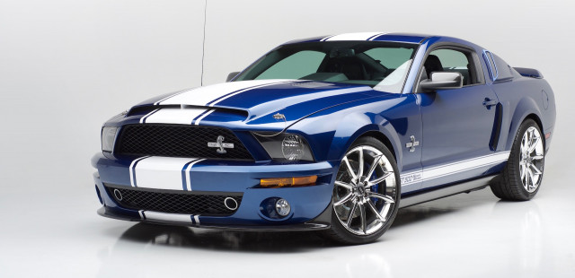 2007 Ford Shelby GT500 Super Snake 40th anniversary Mustang