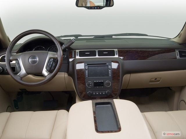 Image 2007 Gmc Yukon Denali Awd 4 Door Dashboard Size