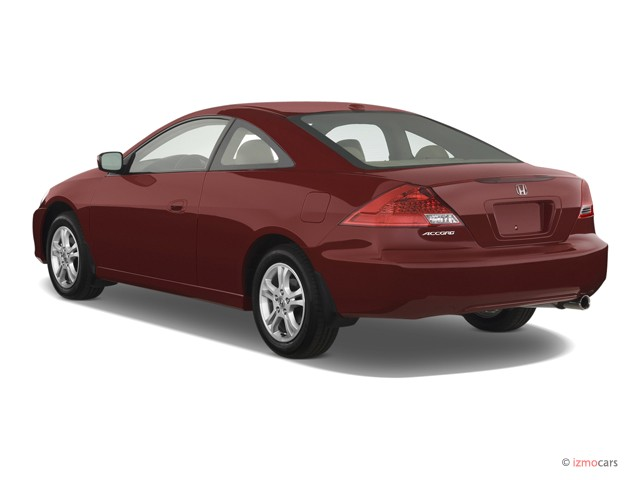 image 2007 honda accord coupe 2 door i4 at exl angular rear exterior view size 640 x 480. Black Bedroom Furniture Sets. Home Design Ideas