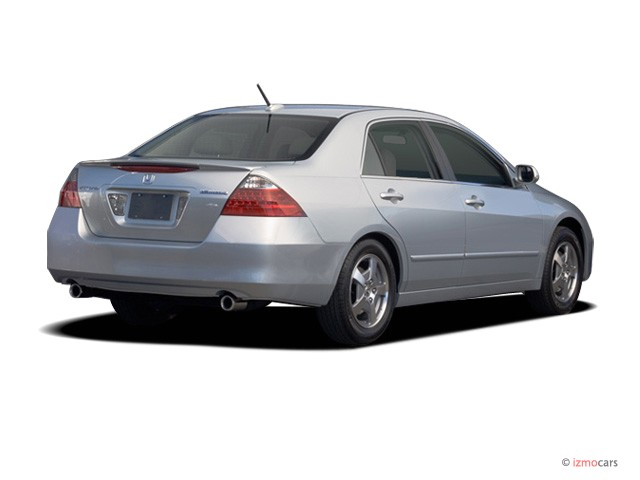 Image result for 2007 accord rear