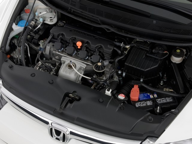 Image: 2008 Honda Civic Sedan 4-door Auto EX Engine, size ...