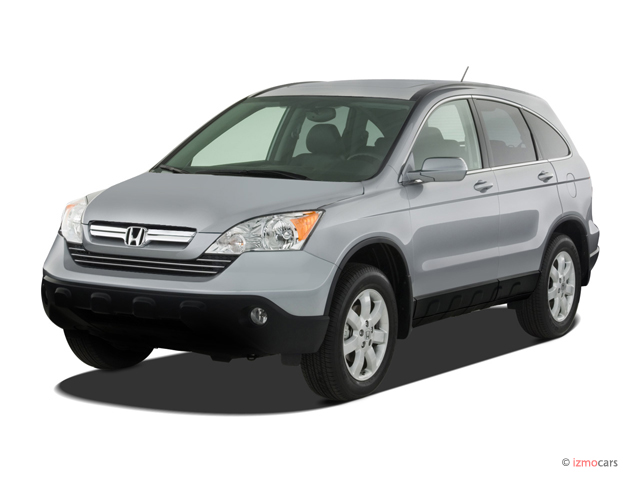 Honda Odyssey 2013 >> 2007 Honda CR-V Review, Ratings, Specs, Prices, and Photos - The Car Connection
