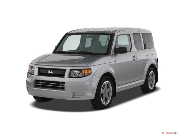 2007 honda element review ratings specs prices and. Black Bedroom Furniture Sets. Home Design Ideas