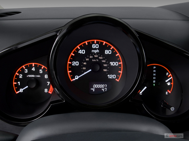 Honda Element Wd Door At Sc Instrument Cluster M