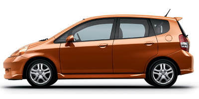 2007 honda fit review ratings specs prices and photos. Black Bedroom Furniture Sets. Home Design Ideas