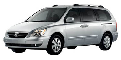 2007 Hyundai Entourage Review Ratings Specs Prices And Photos The Car Connection