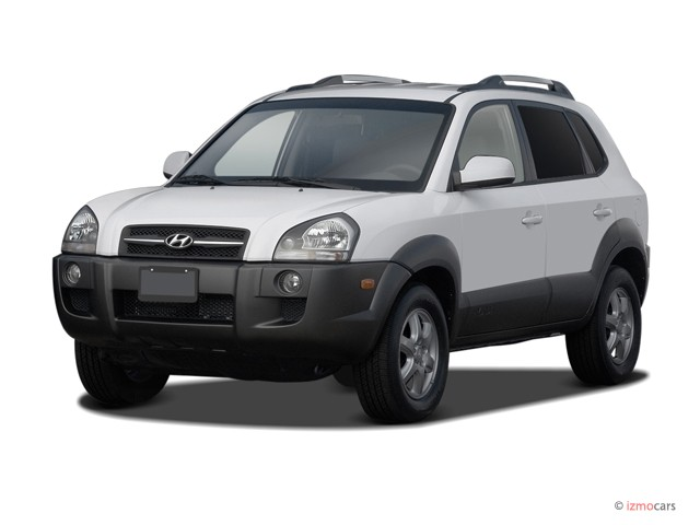 2007 hyundai tucson review ratings specs prices and. Black Bedroom Furniture Sets. Home Design Ideas