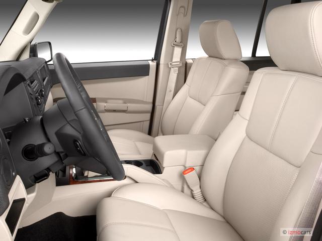 Front Seats - 2007 Jeep Commander 2WD 4-door Limited