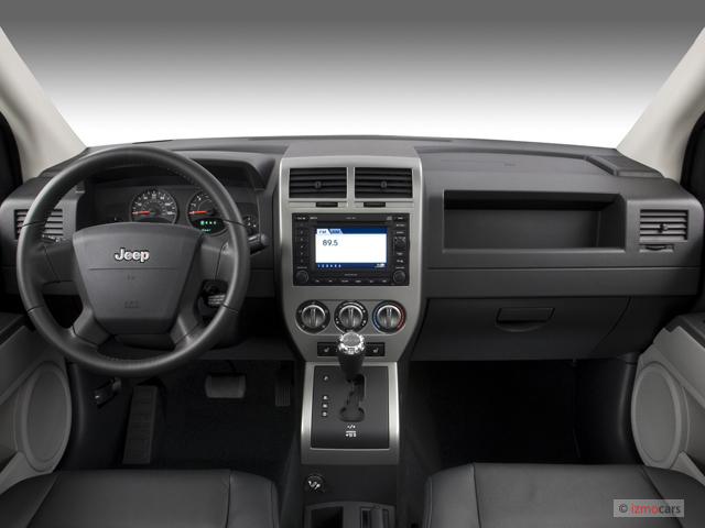image 2007 jeep compass 2wd 4 door limited dashboard. Black Bedroom Furniture Sets. Home Design Ideas
