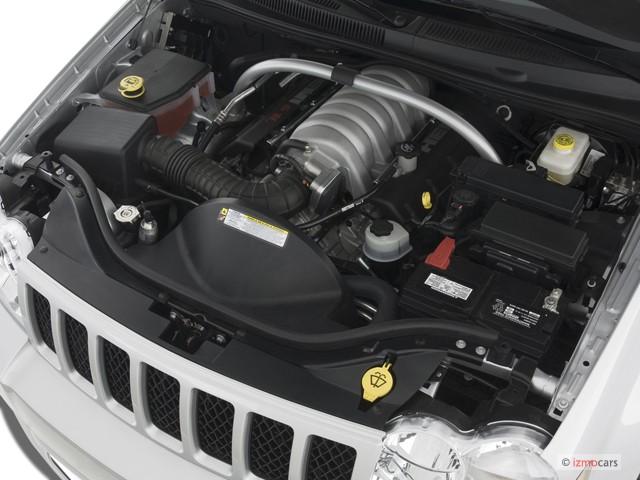 Image 2007 Jeep Grand Cherokee 4wd 4 Door Srt 8 Engine