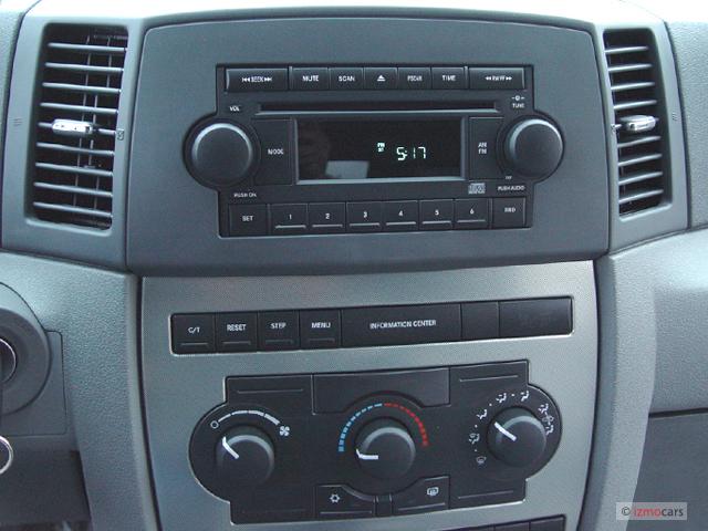 Image 2007 Jeep Grand Cherokee 4wd 4 Door Laredo