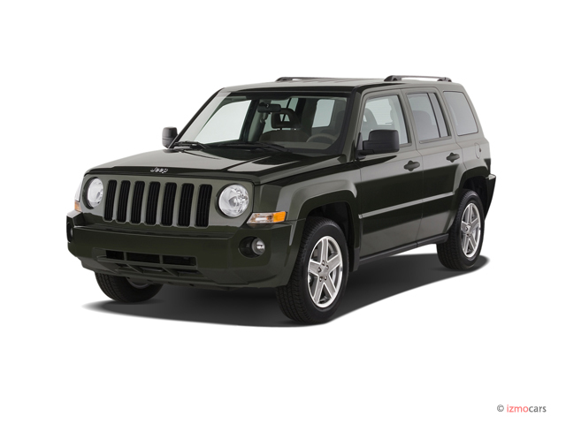 2007 Jeep Patriot Review Ratings Specs Prices And Photos The Car Connection
