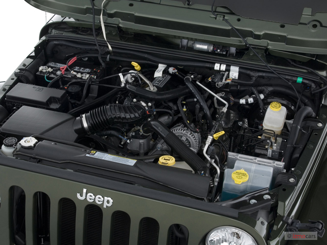 2007 Jeep Wrangler 2WD 4-door Unlimited Sahara Engine & Image: 2007 Jeep Wrangler 2WD 4-door Unlimited Sahara Engine size ...
