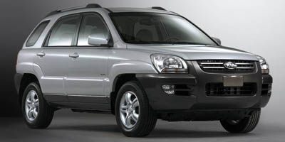 2007 Kia Sportage Review Ratings Specs Prices And Photos The Car Connection