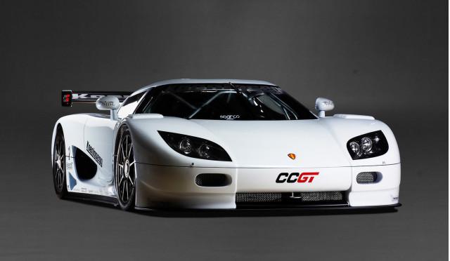 2007 Koenigsegg CCGT race car prototype
