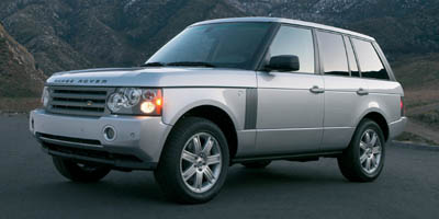 2007 land rover range rover review ratings specs prices and photos the car connection. Black Bedroom Furniture Sets. Home Design Ideas