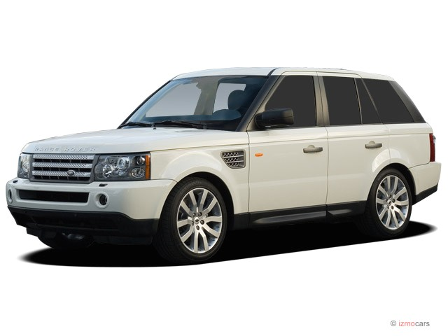 2007 land rover range rover sport review ratings specs prices and photos the car connection. Black Bedroom Furniture Sets. Home Design Ideas