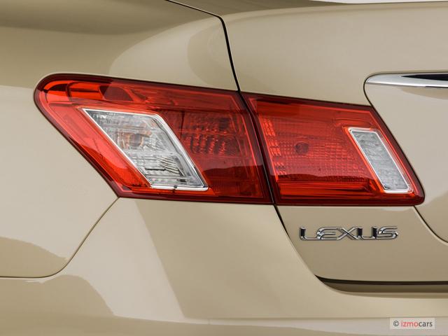 Image: 2007 Lexus ES 350 4-door Sedan Tail Light, size ...