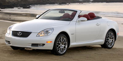 2007 Lexus SC 430 Review, Ratings, Specs, Prices, and Photos - The
