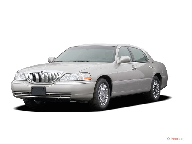 2007 Lincoln Town Car Review Ratings Specs Prices And Photos