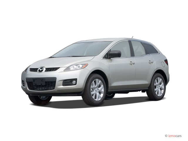 2007 Mazda Cx 7 Review Ratings Specs Prices And Photos
