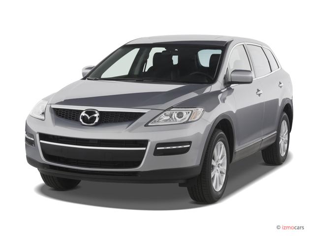 2007 Mazda CX-9 2WD 4-door Touring Angular Front Exterior View