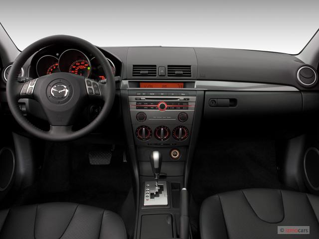 Mazdaspeed3 For Sale >> Image: 2007 Mazda MAZDA3 4-door Sedan Auto s Touring Dashboard, size: 640 x 480, type: gif ...