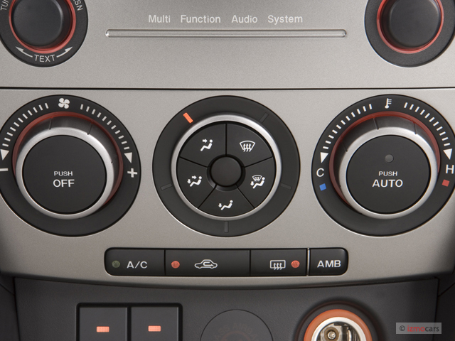 Image: 2007 Mazda MAZDA3 5dr HB Auto s Grand Touring ...