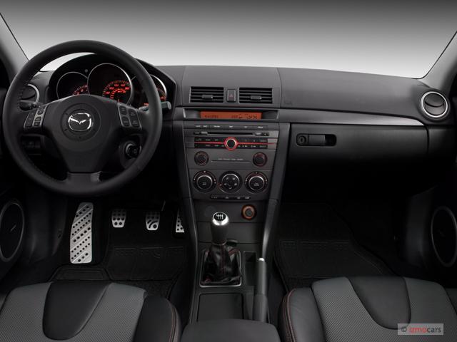 Mazdaspeed3 For Sale >> Image: 2007 Mazda MAZDA3 5dr HB Manual MAZDASPEED3 GT Dashboard, size: 640 x 480, type: gif ...