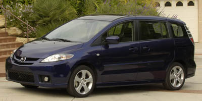 2007 mazda mazda5 review, ratings, specs, prices, and photos - the