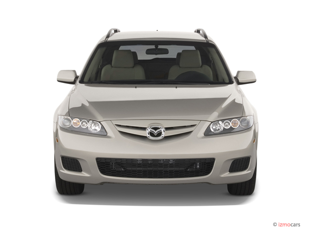 image 2007 mazda mazda6 5dr wagon auto s sport ve front exterior view size 640 x 480 type. Black Bedroom Furniture Sets. Home Design Ideas