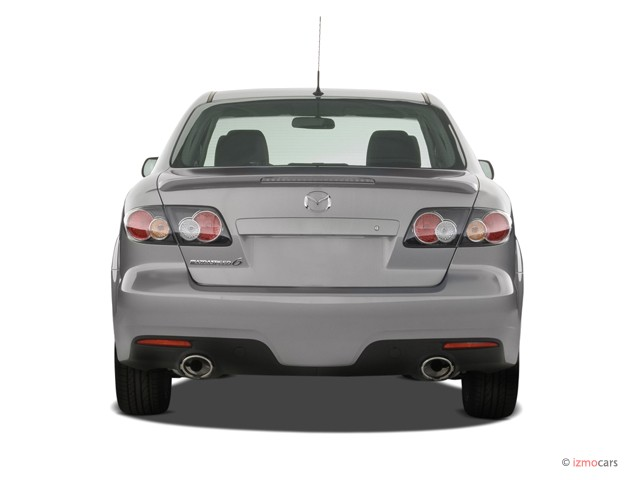Image 2007 mazda mazda6 4 door sedan sport mazdaspeed for Mazdaspeed 6 exterior mods