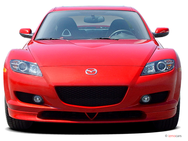 image 2007 mazda rx 8 4 door coupe manual grand touring front exterior view size 640 x 480. Black Bedroom Furniture Sets. Home Design Ideas