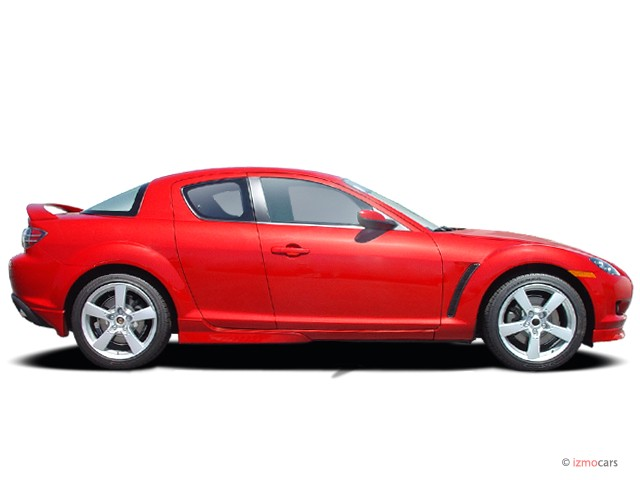 image 2007 mazda rx 8 4 door coupe manual grand touring side exterior view size 640 x 480. Black Bedroom Furniture Sets. Home Design Ideas