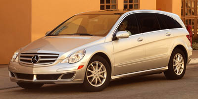 2007 mercedes benz r class review ratings specs prices for Mercedes benz r350 accessories