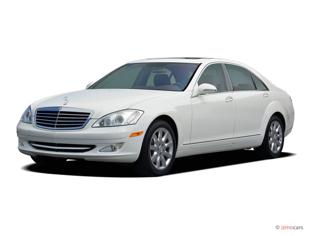 2007 mercedes benz s class review ratings specs prices and photos the car connection - S class coupe dimensions ...