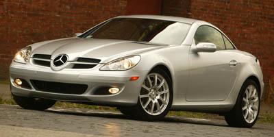 2007 mercedes slk 350