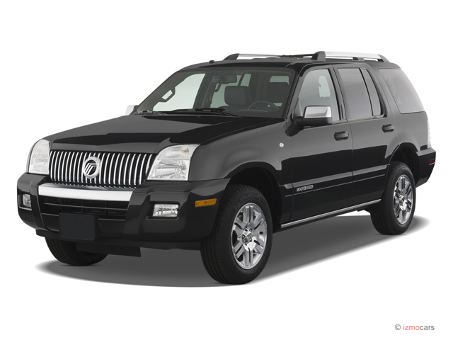 2007 mercury mountaineer review  ratings  specs  prices  and photos