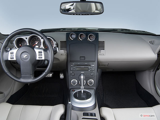 Nissan Z Door Roadster Auto Touring Dashboard M on Used Nissan Z Convertibles For Sale