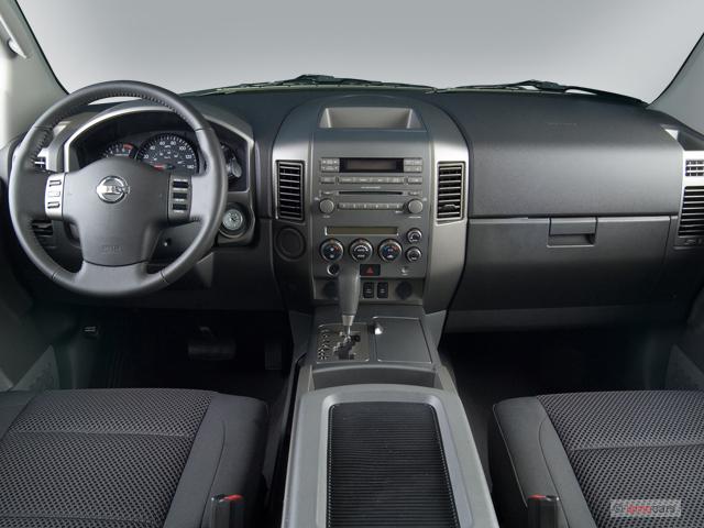 Image: 2007 Nissan Armada 2WD 4-door SE Dashboard, size ...