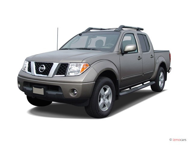 image 2007 nissan frontier 4wd crew cab swb auto nismo angular front exterior view size 640 x. Black Bedroom Furniture Sets. Home Design Ideas