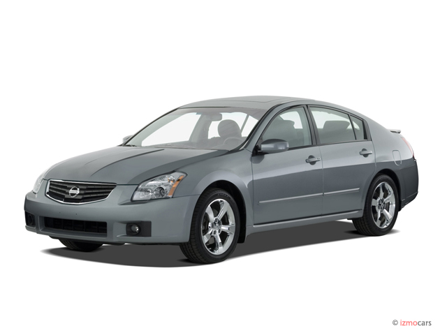 2007 Nissan Maxima Review Ratings Specs Prices And