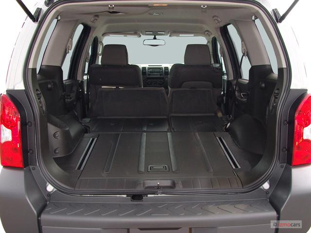 Image: 2007 Nissan Xterra 4WD 4-door Auto SE Trunk, size ...