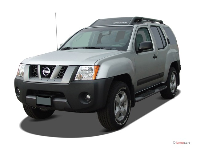 2007 nissan xterra review ratings specs prices and. Black Bedroom Furniture Sets. Home Design Ideas