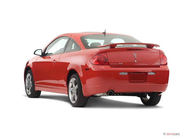 Image 2007 Pontiac G5 2 Door Coupe Gt Angular Rear Exterior View Size 640 X 480 Type Gif