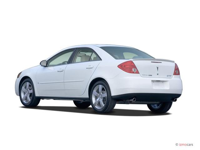 image 2007 pontiac g6 4 door sedan gtp angular rear. Black Bedroom Furniture Sets. Home Design Ideas